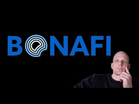 BONAFI CRYPTOCURRENCY PROJECT REVIEW 2018
