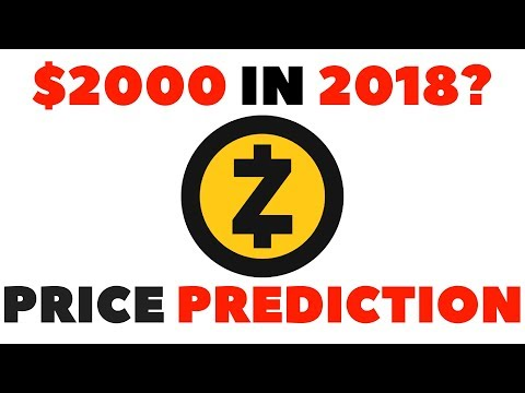 Zcash Crypto Price Prediction 2018 – What is Zcash Cryptocurrency – Will Zcash Be Added To Coinbase