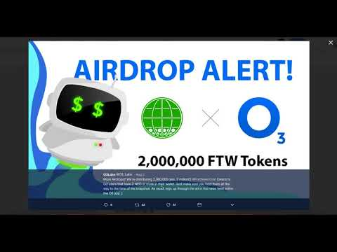 EOS Havven Token | O3 Lab FTW Airdrop | Meet.One EOS Migration | Azure Ethereum Proof of Authority