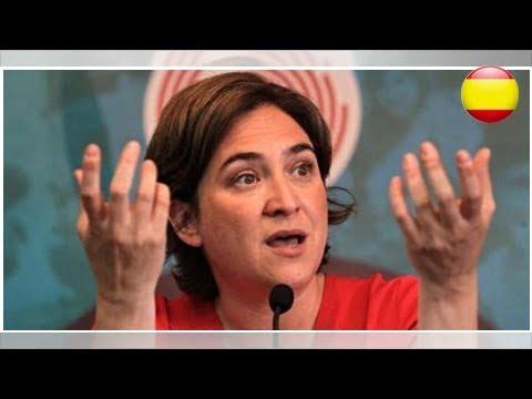 La oposición reprueba a Ada Colau por incompetente y exige dimitir a la alcaldesa antisistema de Ba