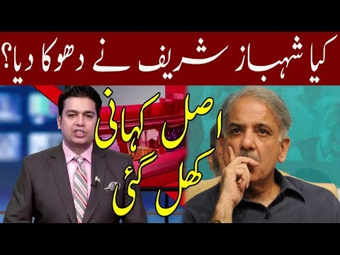 Why Shahbaz Sharif Not Join Opposition Protest Against ECP ? Neo News
