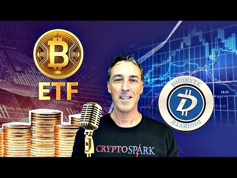 CRYPTOS, DIGIBYTE, ALTs IN RED & WE STILL DON'T NEED ETFs