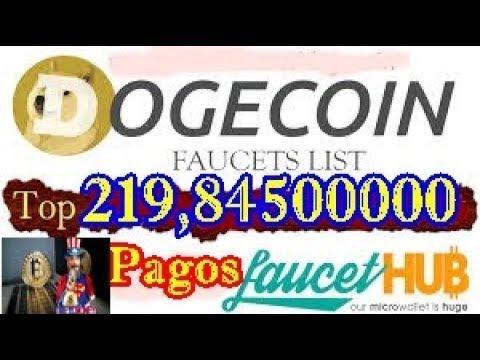 Speed-Faucet Paga 219,84500000 Dogecoin Faucet Pagando Desde 2015