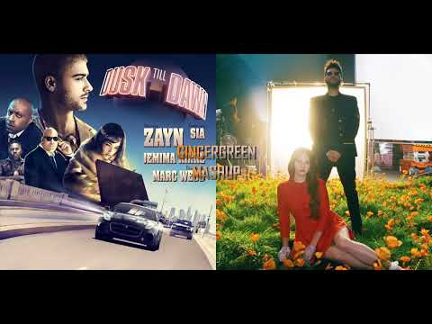 ZAYN & Lana Del Rey – Lust Till Dawn ft. The Weeknd, Sia (pitched mashup)
