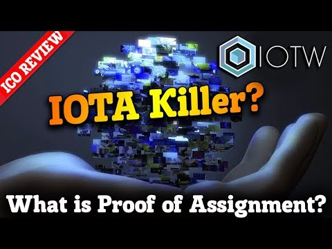 IOTA vs IOTW – This could be big!!! HOT ICO 2018 – 2019 (@IOTW_Official) FULL REVIEW