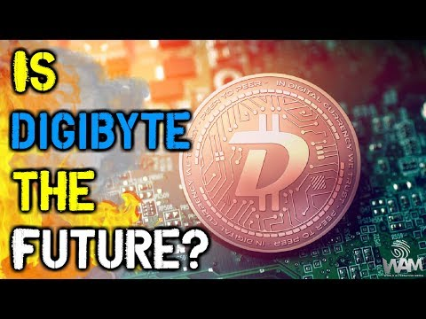 Why Is Everyone Talking About DigiByte? – The Mega-Fast Cryptocurrency!