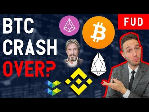 BITCOIN BOUNCES BEFORE THE FALL… AUGUR + BitFi HACKED! BINANCE EOS BRAVE ELASTOS | CRYPTO NEWS