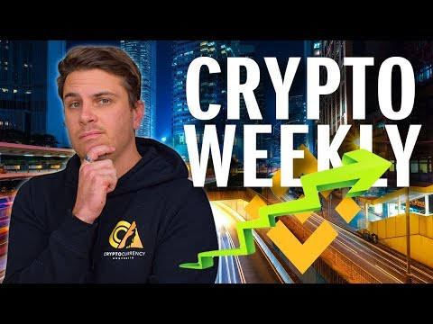 How the Binance (BNB) exchange coin has gone UP in a bear market – Plus IOTW