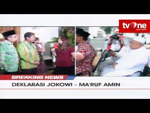 Deklarasi Jokowi-Ma'ruf Amin, Romahurmuziy: Tidak Ada Penambahan Partai Pengusung