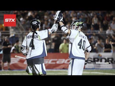 Bayhawks vs. Lizards MLL Highlights
