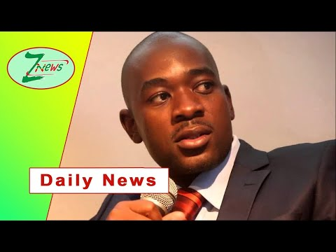 Daily News:   Chamisa Set To Expose ZEC Massive Results Discrepancies