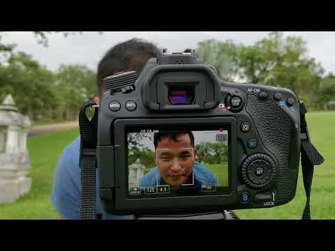 របៀបថតVideo អោយល្អជាមួយ Canon EOS 80D