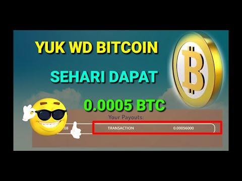 Penarikan bitcoin dari web mining free 1BH/s