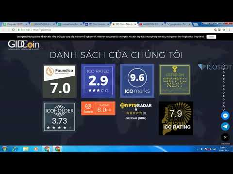 GID COIN ICO REVIEW – GID Coin World-First Cryptocurrency covered by Diamonds and Gold