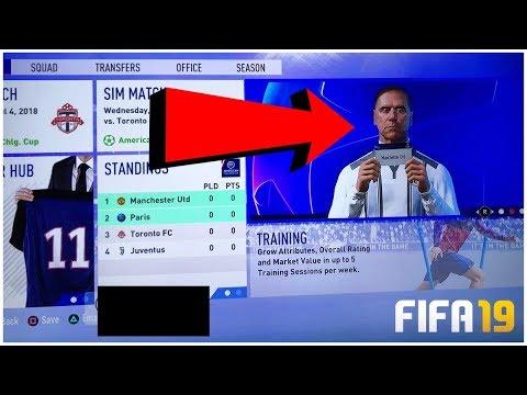 FIFA 19 Indonesia Update: Gameplay FIFA 19 Career Mode Bocor! Tidak Ada Perubahan Sama Sekali?!