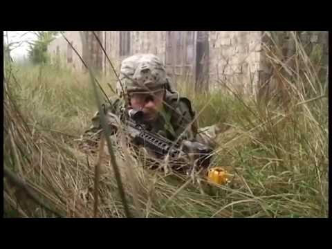 DFN:STX Lane Training FORT MCCOY, WI, UNITED STATES 08.08.2018