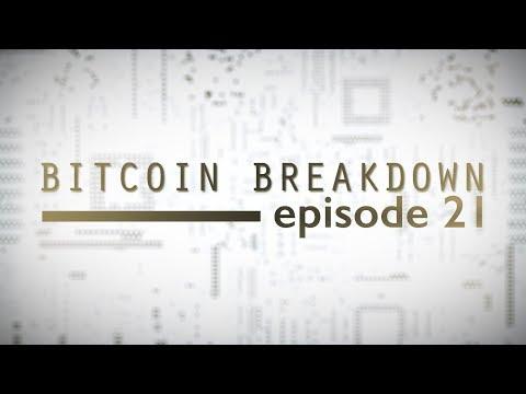 Cryptocurrency Alliance Bitcoin Breakdown | Episode 21 | BTC to $5,000?  .