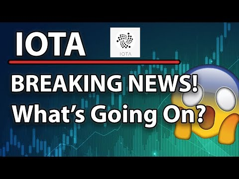 Iota Breaking News – BIG CONFLICT ON THE BOARD!