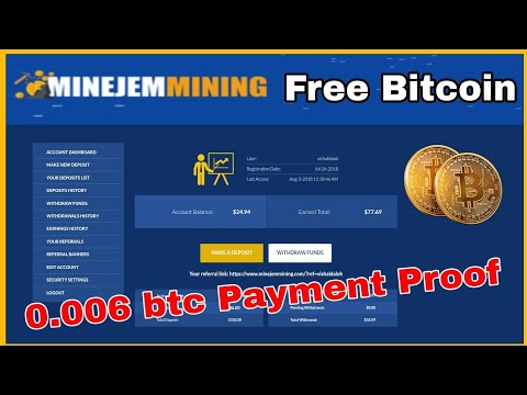 Minejem Mining legit or scam | Coin Crypto News