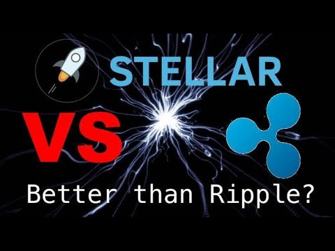 Can Stellar (XLM) beat Ripple (XRP) for Global Adoption in 2018?
