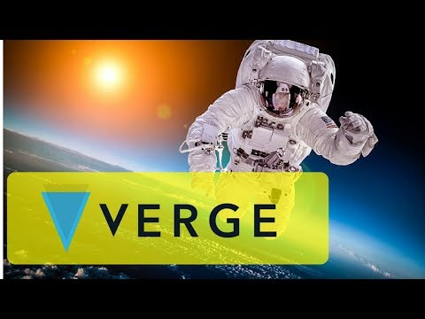 VERGE XVG is ready for ALL TIME HIGHS  Be Patient !