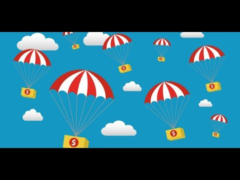 EOS Airdrops 1000% Appreciation in One Day