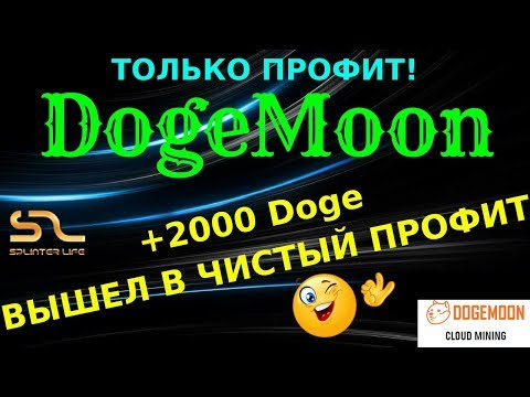 ЧИСТЫЙ ПРОФИТ В #DogeMoon ЗАРАБОТАЛ 2000 Doge