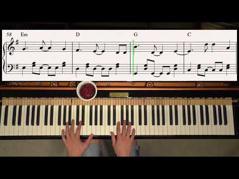 Thunderclouds – LSD: Labrinth, Sia, Diplo – Piano Cover Video by YourPianoCover