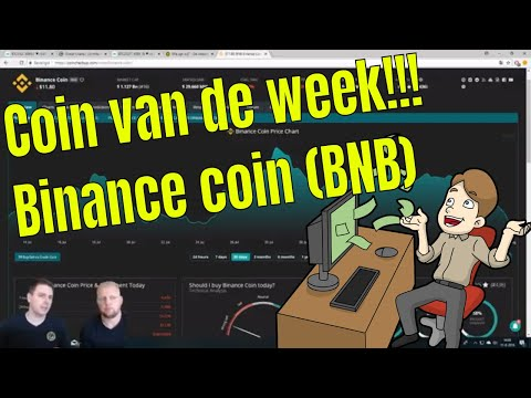 Coin van de week!! | Binance (BNB) altcoin