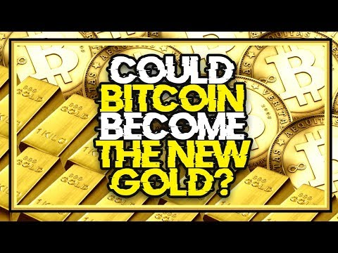 Could Bitcoin Become The New Gold? This Bitcoin Mining Magnate and Genius Believes So