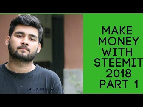 steemit| steemit earning course part 1 in hindi | urdu 2018
