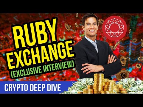 New CryptoCurrency Exchange! – Crypto Trading Contest – Ruby Exchange ICO Review