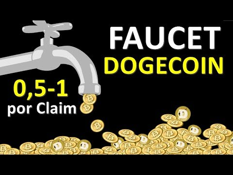 FAUCET DOGECOIN 0.5 – 1 por Claim | FAUCETHUB