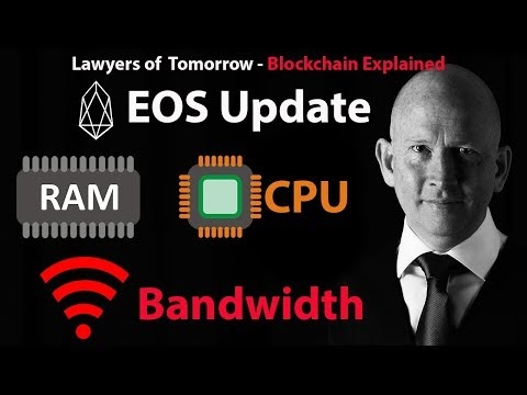 EOS Ram EOS Cpu EOS Net explained UPDATE