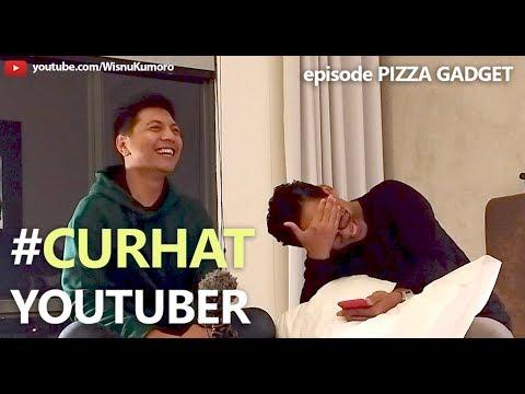Ada Apa Antara PIZZA GADGET dan GontaGantiHape? #CurhatYoutuber with PIZZA GADGET