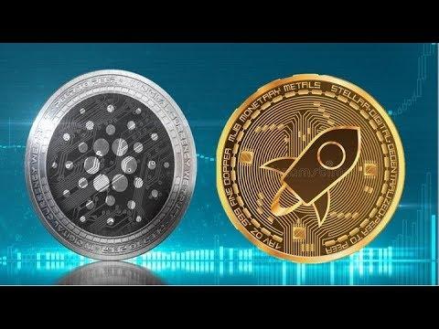 Stellar (XLM) Cardano (ADA) Price Analysis ! Game On