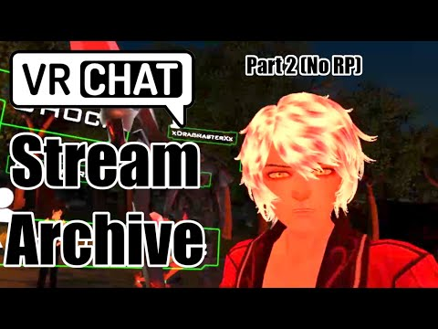 [VRC Stream] Summer is Here (Part 2) (Hang out, Avatar Worlds)