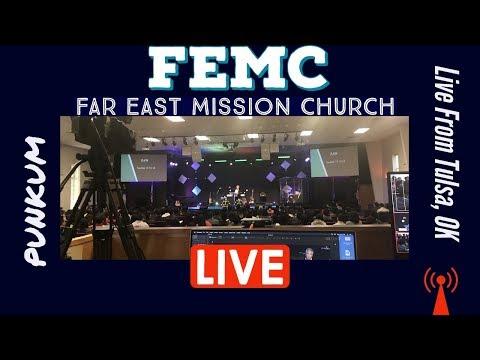FEMC LIVE – Revival Serevice  || Sermon: Sia Haupi