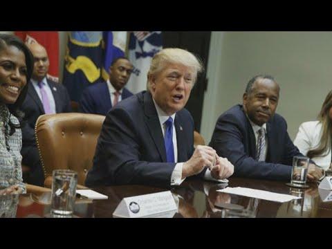 Ivanka Trump condemns white supremacy, neo-Nazism