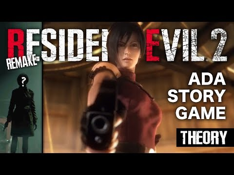 Resident Evil 2 Remake Ada Wong Story Mode THEORY   Capcom Hints At A New Unlockable
