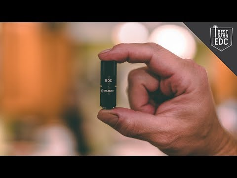Olight i1R EOS Unboxing