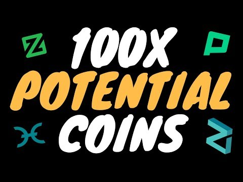 Cryptocurrency Investing Strategy 2018 | 100x Potential Coins