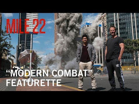 "Mile 22 | ""Modern Combat"" Featurette 