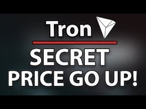 I Just Bought 309,846 TRON TRX LEAKED PROOF HUGE New #Tron Bullrun