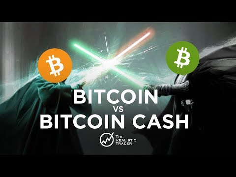 Bitcoin vs Bitcoin Cash & Why The Daddy Of Cryptos Isn't Here Yet…