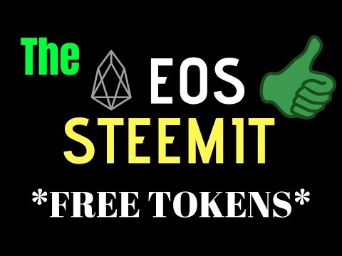 Steemit on EOS: TRYBE – Free Tokens For Early Adopters