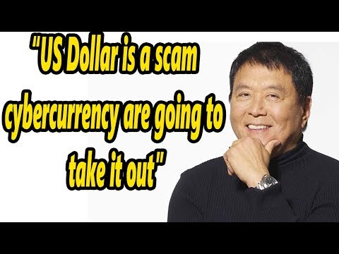 [BREAKING] Bullish on Bitcoin/Crypto +  USD Collapse Coming – Robert Kiyosaki
