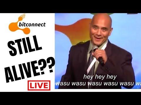 BITCONNECT IS STILL ALIVE