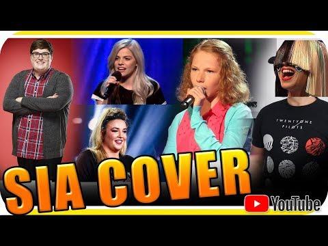 SIA – IMPOSSÍVEL CANTAR COMO ELA? The Voice X Factor JORDAM SMITH, YVI, JENNY BALL, DIONNE React