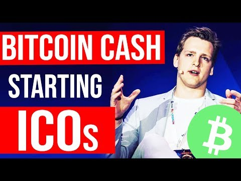Why is Bitcoin Cash Price and ICOs Connected?
